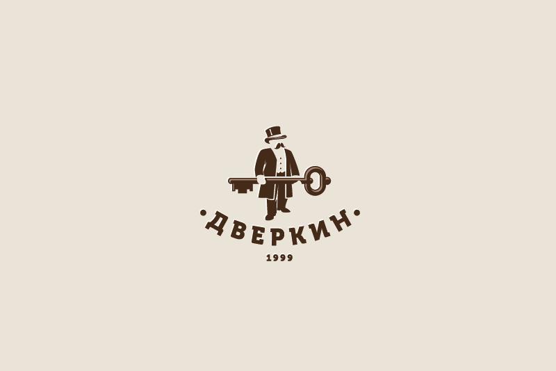 Разработка логотипа, фирменного знака для ТМ дверного магазина, интернет-магазина / Конкурсы / FREELANCE.TODAY