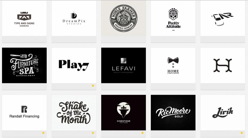 Designs for logos