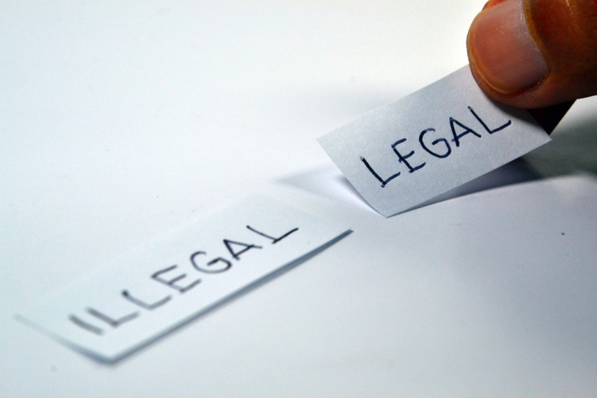 Фриланс и закон