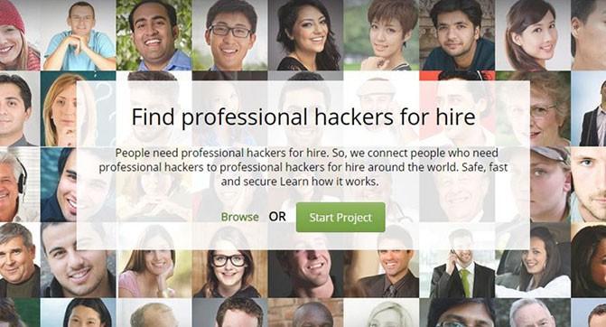 Hacker's List - фриланс-биржа для хакеров