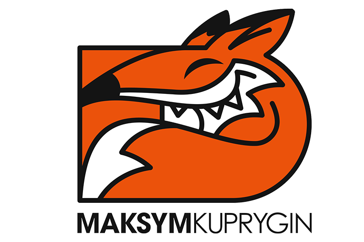 Максим Купрыгин: «Maksym Kuprygin Logo»