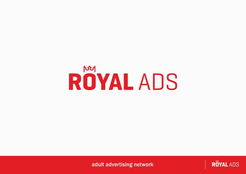 Логотип для рекламной сети RoyalAds