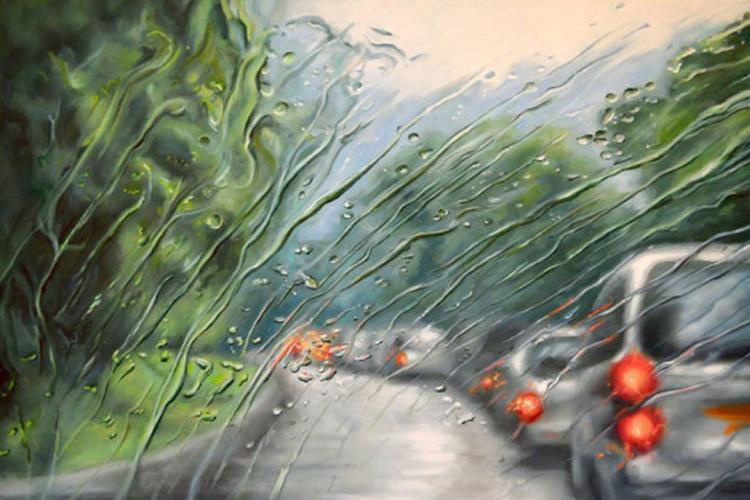 Скачать а дождь все стучит в лобовое стекло