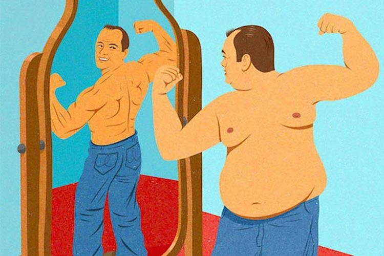 Сатирические ретро-иллюстрации Джона Холкрофта