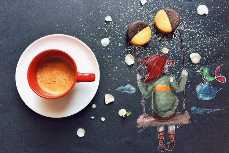 Кофейные истории Цинции Болоньези