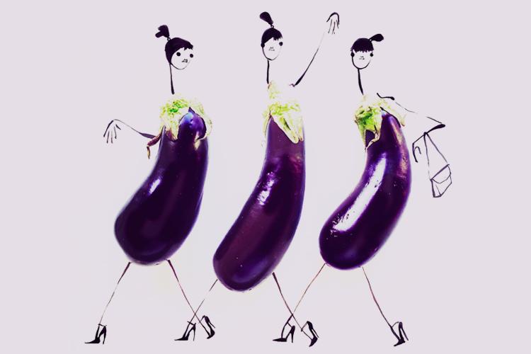 Вкусные иллюстрации Гретхен Рехрс