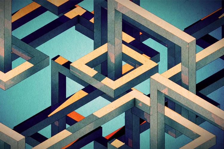 20 бесплатных изометрических векторных иллюстраций