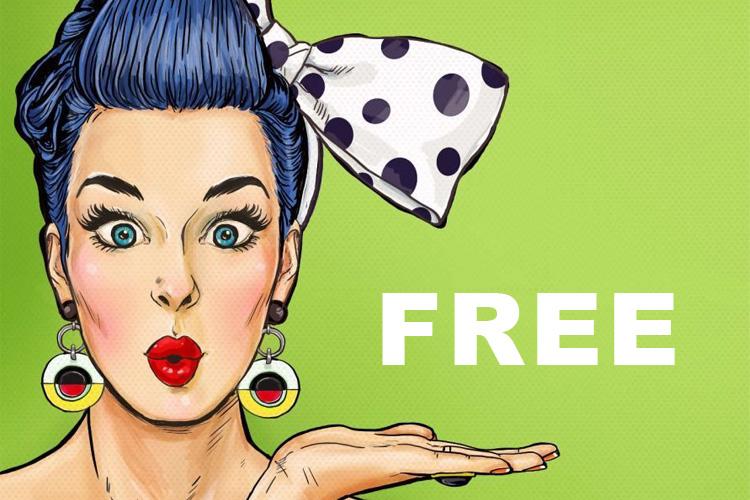 10 новых бесплатных шрифтов
