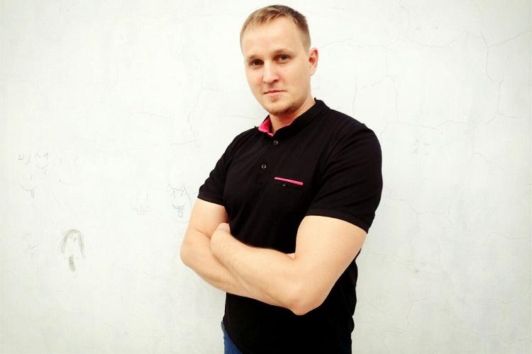 """Станислав Мищенко: """"Работайте над своим портфолио - это ваше лицо..."""""""