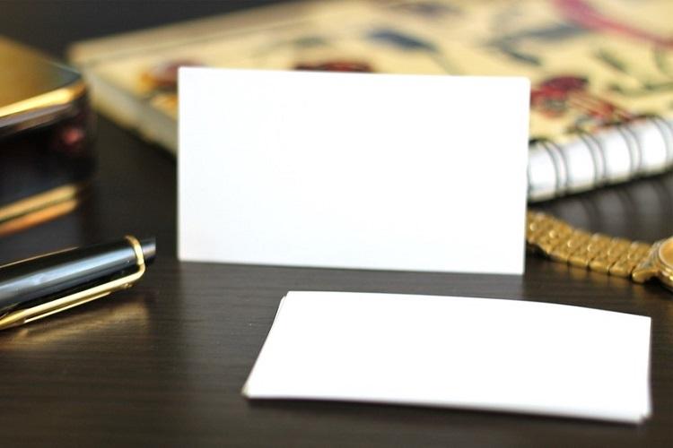 18 лучших бесплатных шаблонов визитных карточек