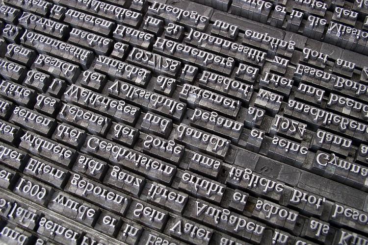 8 тенденций типографики на 2018 год