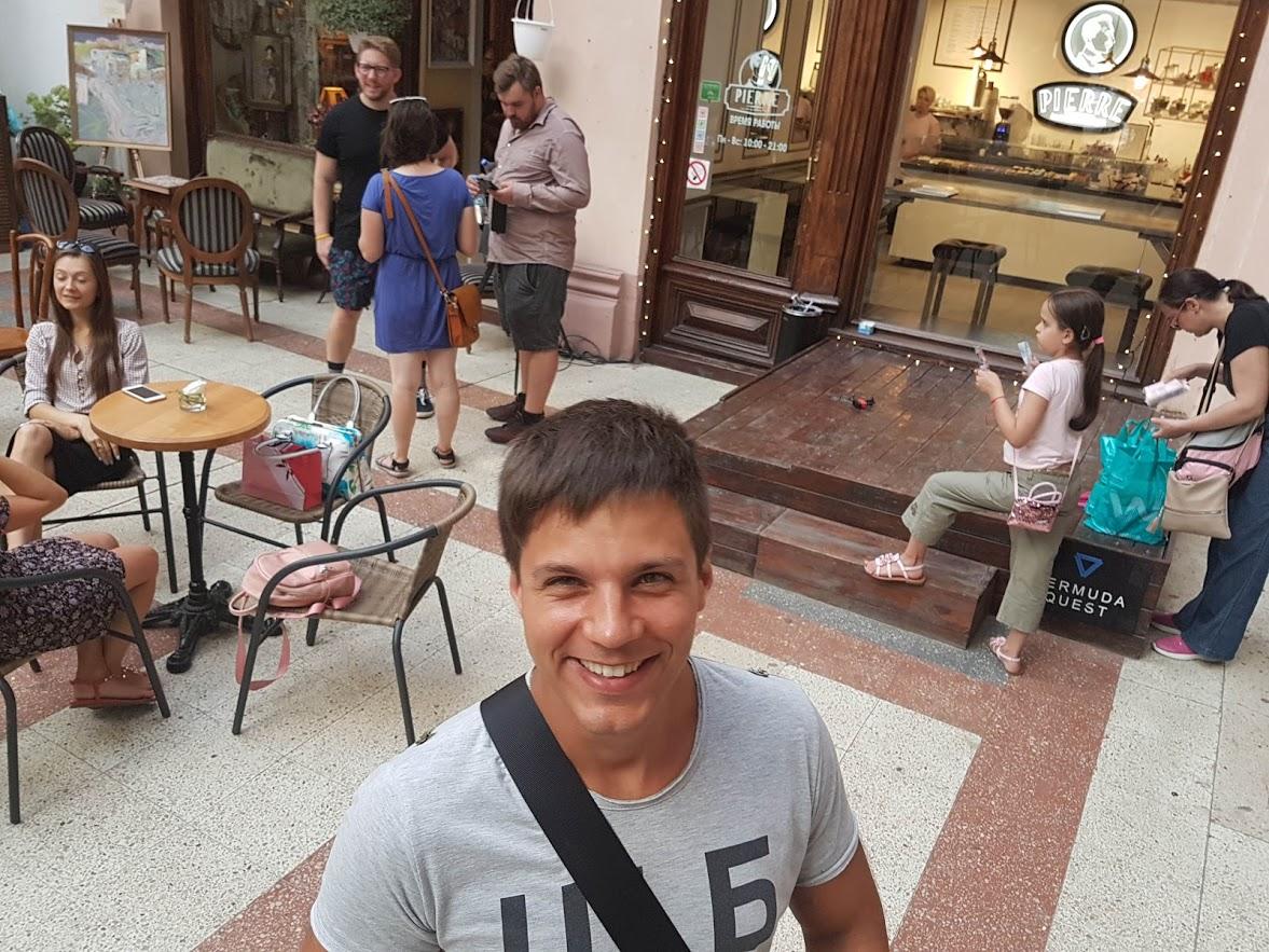 Андрей Доброжанский: «…фриланс - это будущее нашей жизни»