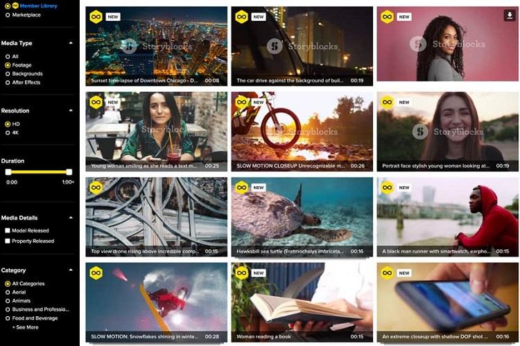 10 лучших сайтов с бесплатными стоковыми видео в 2020 году