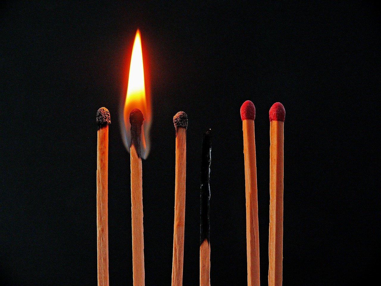 Когда на грани выгорания...