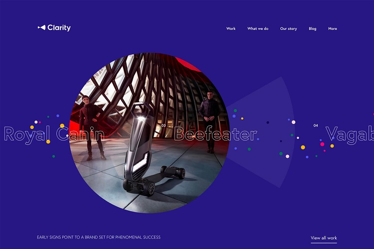 3 основных тренда в веб-дизайне: Май 2020
