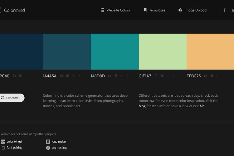 26 вдохновляющих цветовых схем для электронной коммерции, целевых страниц и личных веб-сайтов