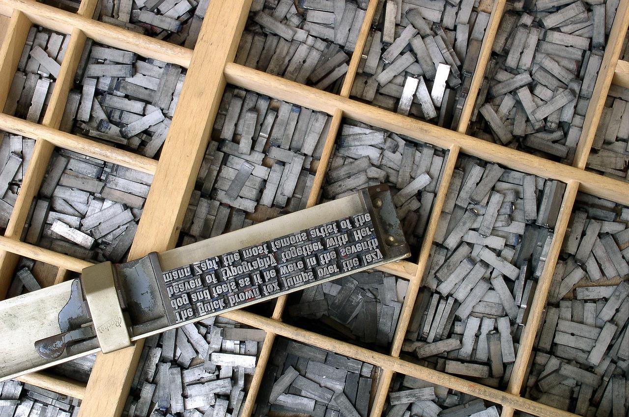 Выбор типографики для веб-дизайна: 5 вещей, которые нужно учитывать