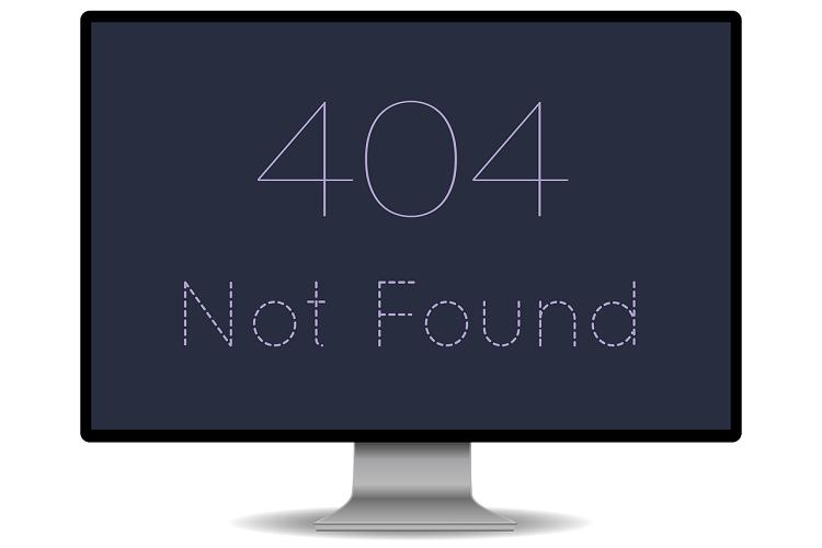 11 креативных примеров страниц 404