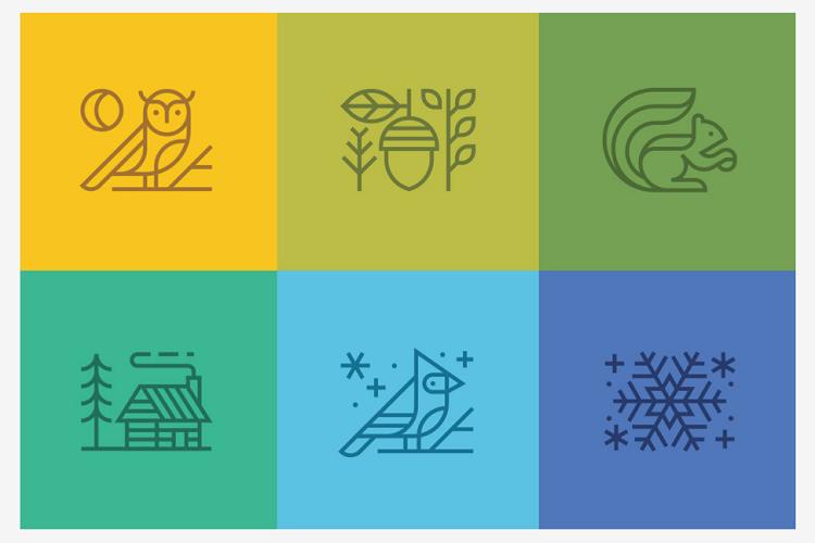 Дизайн иконок в 2021 году: основные тенденции