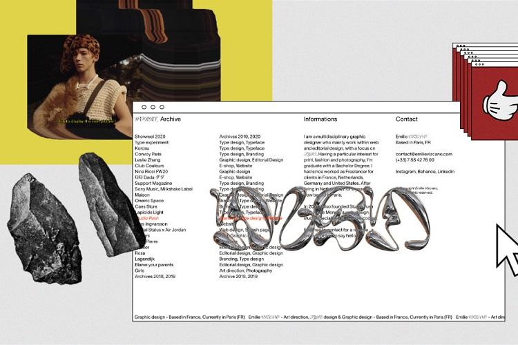 60 лучших примеров брутализма в веб-дизайне: Часть 1