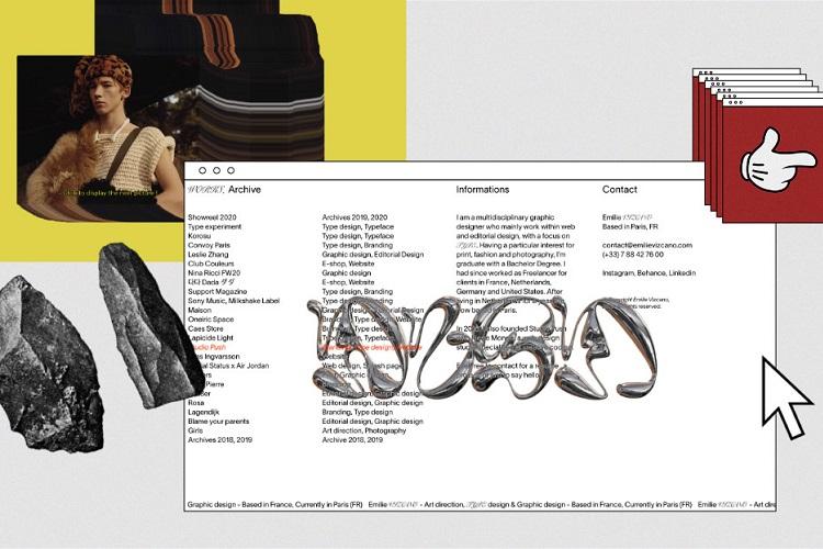 60 лучших примеров брутализма в веб-дизайне: Часть 2