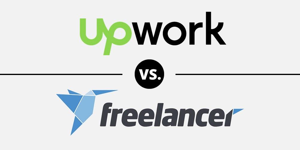 Upwork vs Freelancer: какая площадка лучше?